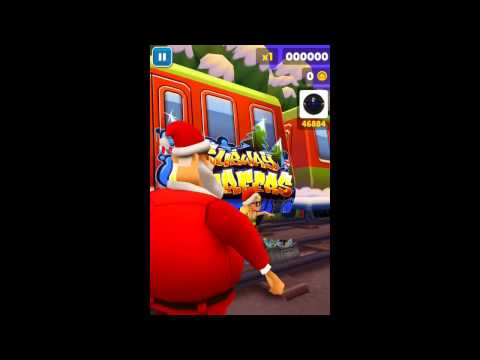 Subway Surfers Christmas Update (Elf Tricky Limited)
