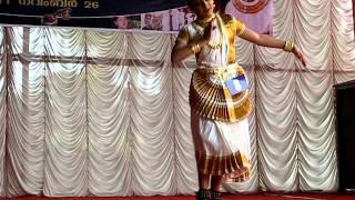 Samskruthy - First Ever Mohiniyattom Performance !