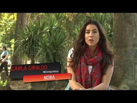 Carla Giraldo habla de Nora