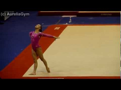 Dowell Brenna USA FX 2013 Jesolo AA