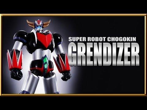 Super Robot Chogokin UFO Robot Grendizer diecast figure review