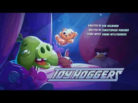 Сердитые птички Angry Birds Toons 3 сезон 26 серия Игрушечный обмен все серии подряд
