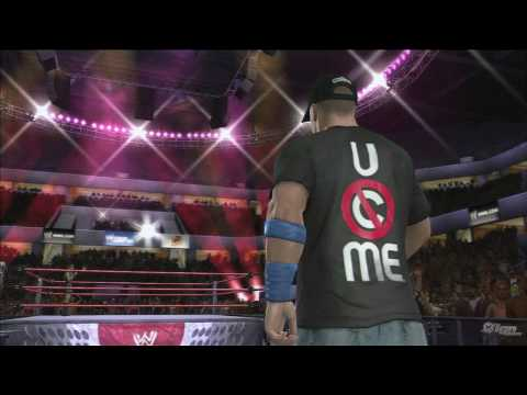 Wwe Smackdown Vs Raw 2010 'john Cena Entrance' True-hd Quality video