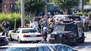 Annapolis shooting leaves 5 people dead