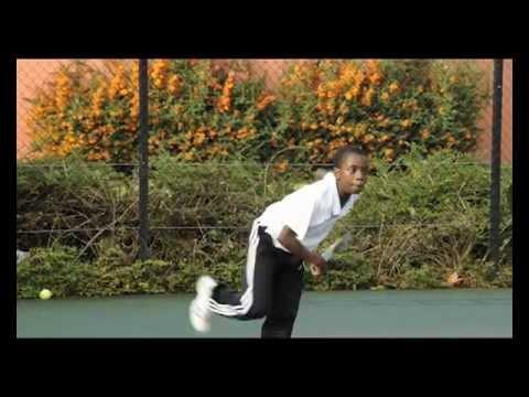 Michael Mhangami - Tennis Champion