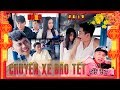 HÀI TẾT 2019 | Chuyến Xe Bão Tết : Tập 1 - Ginô Tống, Kim Chi, Lục Anh, Bé Chanh, Lâm Á Hân thumbnail