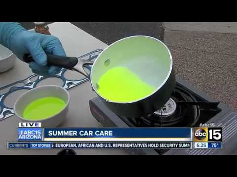 Car Engine Coolant & Overheating