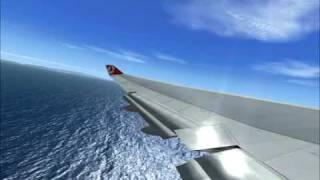fsx 747-400 turkish airlines ltba inis