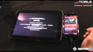 [MWC] Demo completo de Ubuntu Touch para Tablets