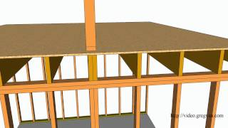 Six Examples of How Second-Story Walls Are Supported – Structural Framing and Engineering