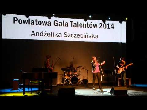 Angelika Szczecińska - Powiatowa Gala Talentów 2014