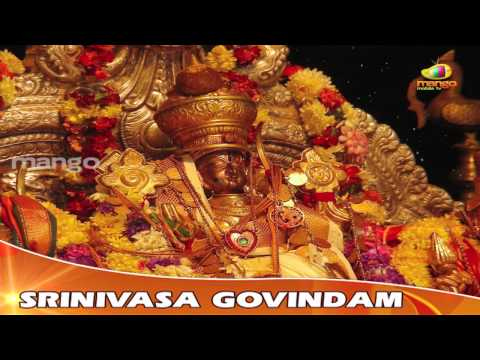 Srinivasa Govinda Song - Vishnu Bhajan - Sri Venkateswara Swamy Keerthana video
