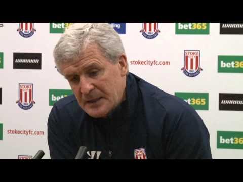 Mark Hughes Aston Villa Press Conference   FULL