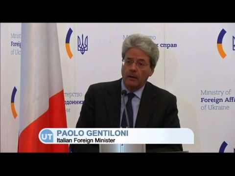 Italy Backs Russia Sanctions: Italian FM says Rome backs Ukraine sovereignty, integrity