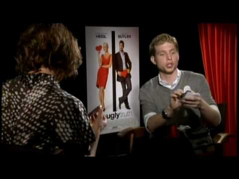 THE UGLY TRUTH Interviews -- Gerard Butler and Katherine Heigl