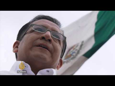 Pope Francis scolds Mexico's elite in speech