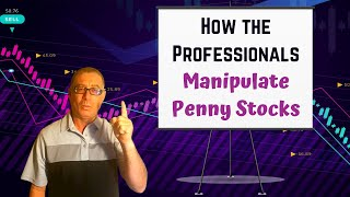 How The Professionals Manipulate Penny Stocks: Secrets Revealed