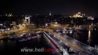 Aerial video helicam show reel 2014