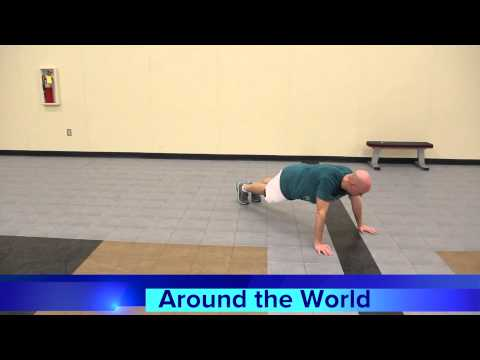 105 of the BEST Bodyweight Exercises with NO Equipment (Part 2) Image 1