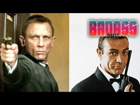 Best James Bond Movie Debate video
