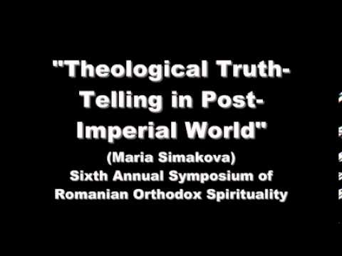 Theological Truth-Telling in Post-Imperial World