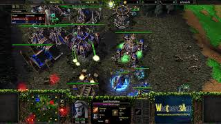 eer0(120)(UD) vs Colorful(NE) - Warcraft 3: Reforged (Classic) - RN4407