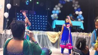 Anarkali Disco Chali/ Chammak Challo Performance