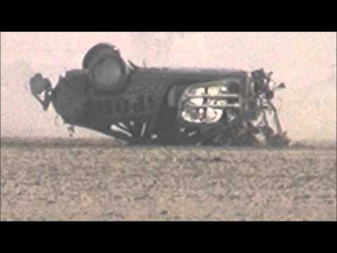 Hasport Hondata Insight car #2010 Crashes at El Mirage Nov '13