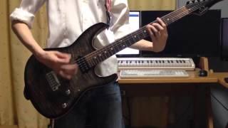 【ギター】Renegade / STEREO DIVE FOUNDATION【GANGSTA. OP】Guitar cover