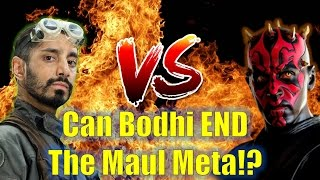 Star Wars Galaxy of Heroes: Can Bodhi Rook END The Maul Meta!? (Gear 11/Zeta Arena Gameplay!)