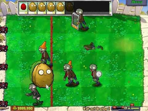 Hoa quả nổi giận   Ném khoai tây khổng lồ vào Zombies