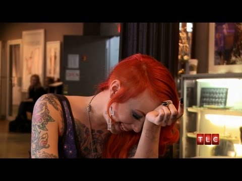 Megan to the Rescue | America's Worst Tattoos