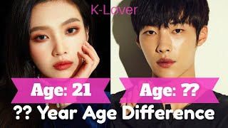 """The Great Seducer"" Korean Drama Cast Age Differences"