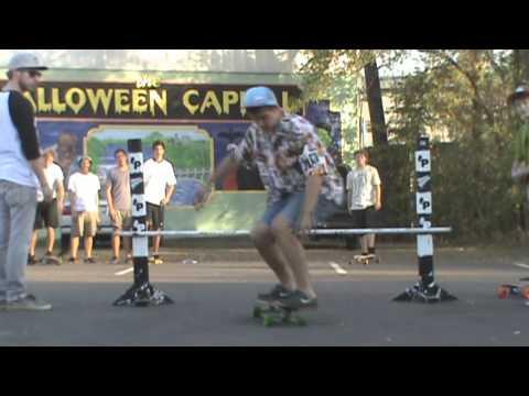 Pinewskis Best Trickery - Longboard Event 2011