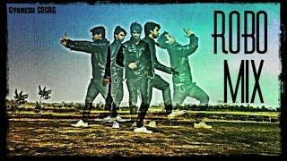 RoBo Mix   Bodyguard title track   Malhari , Bajirao mastani   Gyanesh SOSRG   latest 2017  