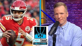 AFC Championship Preview: Titans vs. Chiefs | Chris Simms Unbuttoned | NBC Sports