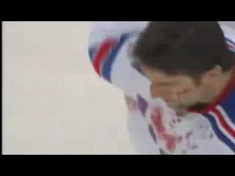 New York Rangers 08-09 Tribute Video