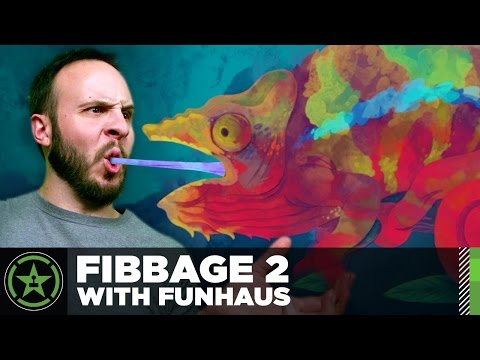 Let's Play - Fibbage 2 With Funhaus