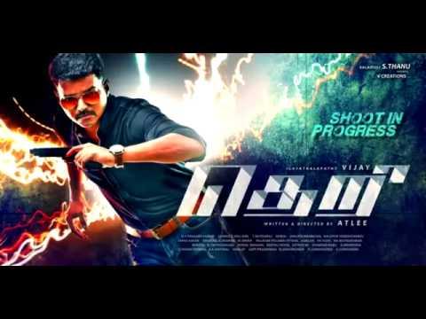 Vijay Theri Film Theme Music Leaked
