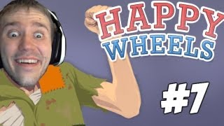 Happy Wheels | DOING THE WORM
