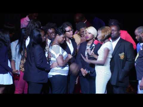 Le'Andria Johnson Gospel Concert