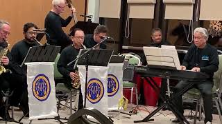 THE A TRAIN COVER BY JUN F. JAVIER AND HIS HIGHLAND SWING ORCHESTRA