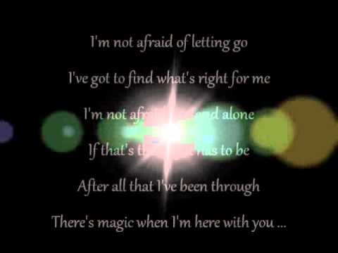 Suddenly It's Magic (with Lyrics) My Valentine Girls Theme Song video