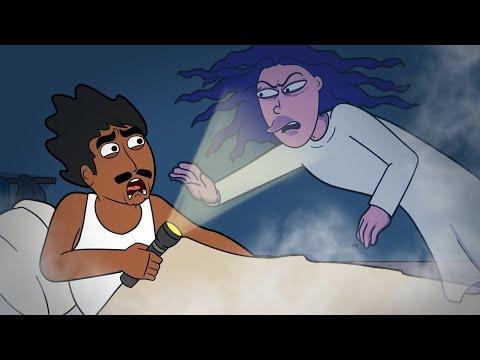 Crazy Ghost Hunting Prank - Ownage Pranks video