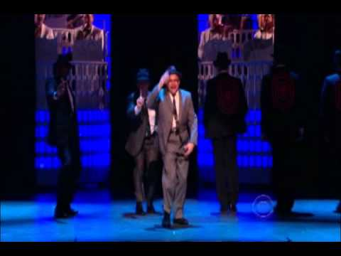 2011 Tony Awards - Catch Me If You Can - Norbert Leo Butz and Aaron Tveit