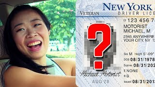 I Filmed My Chinese Wife's Drivers Test in the USA!