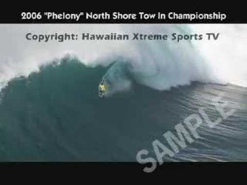 Longest Big Wave Tow Surfing Monster Wave