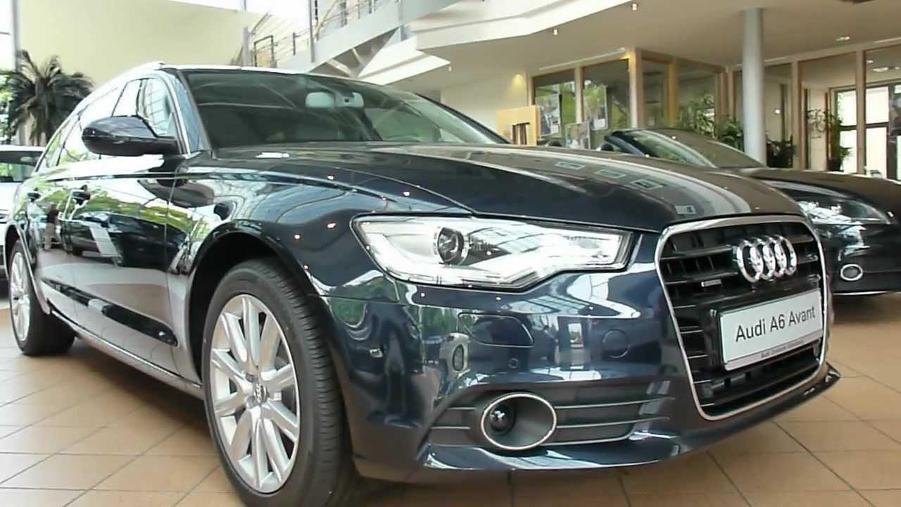 Audi a6 avant vs audi a6 allroad quattro 2012 see for Audi a6 avant interieur