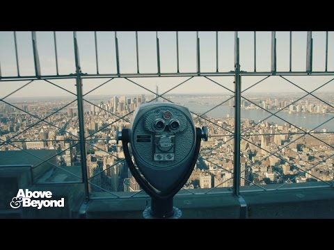 "Above & Beyond feat Zoë Johnston ""Fly To New York"" Official Music Video"