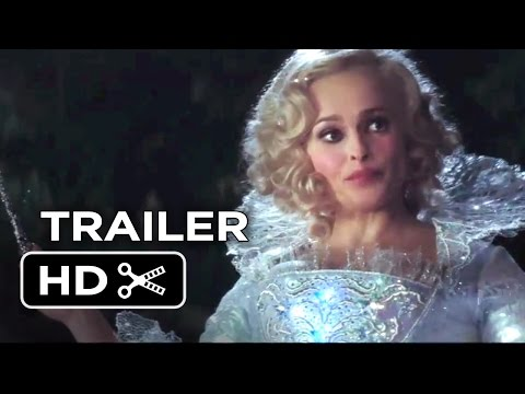 Cinderella Trailer 1 (2015) - Helena Bonham Carter Live-action Disney Fantasy Movie Hd video